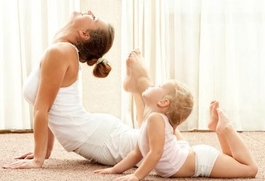montrer l'exemple à ses enfants