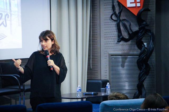 Conférence par Olga Ciesco sur la communication non verbale 8